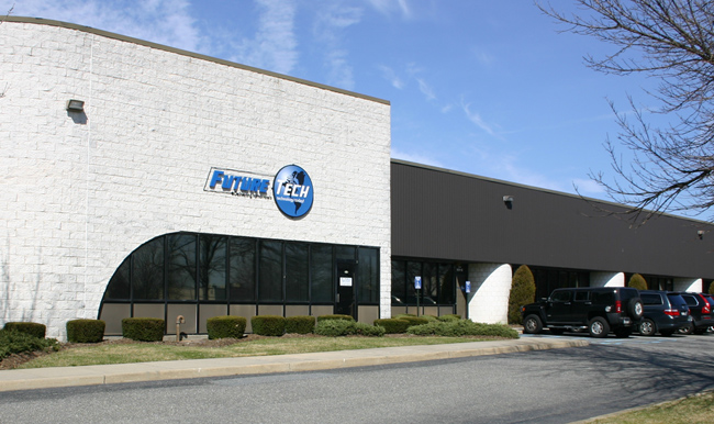 Future Tech's Headquarters in Holbrook, NY