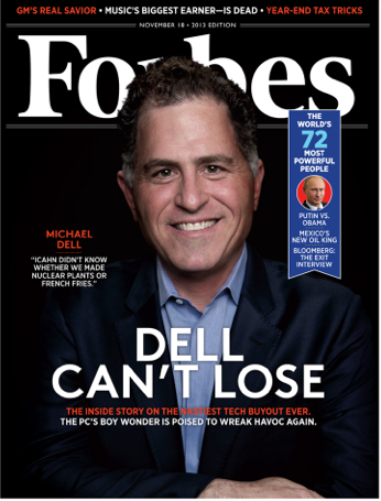 Is Michael Dell Still The Right Man For The Job