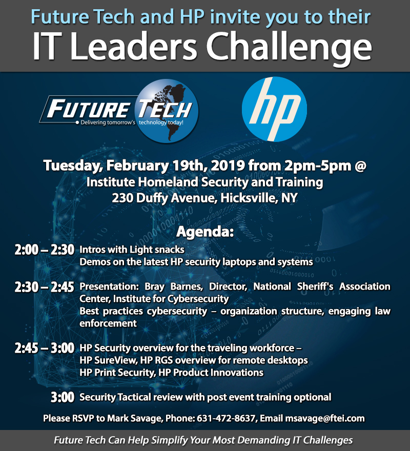 Future Tech IT Leaders Challenge