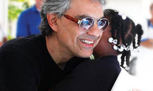 FTEI Supports the Andrea Bocelli Foundation