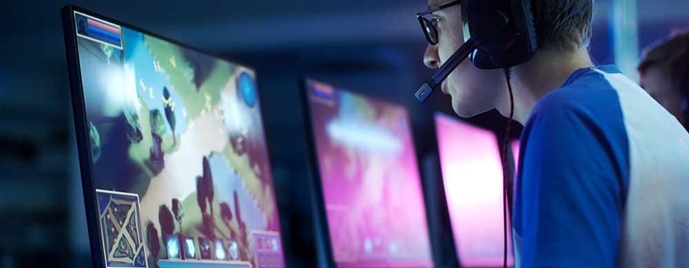 E-sports with Future Tech