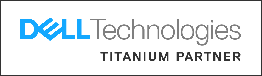 Dell Technologies Titanium Partner logo