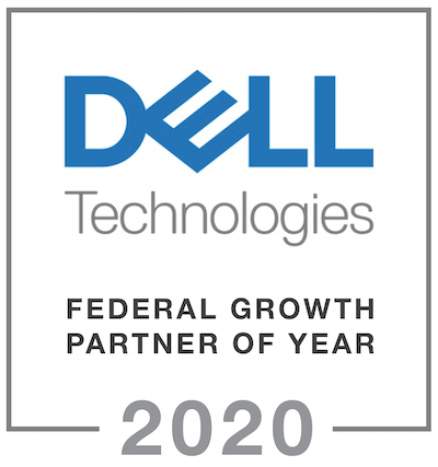 Future Tech is Dell's 2020 Federal Growth Partner of the Year