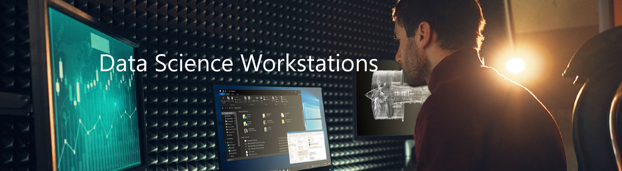 Data Science Workstations
