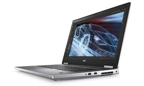 Dell Precision 7740 Mobile Workstation