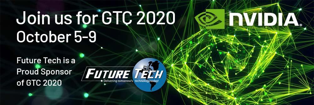 Future tech at GTC 2020