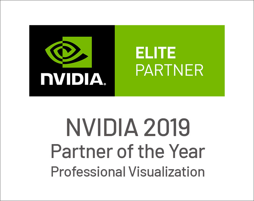 NVIDIA Elite Partner 2019