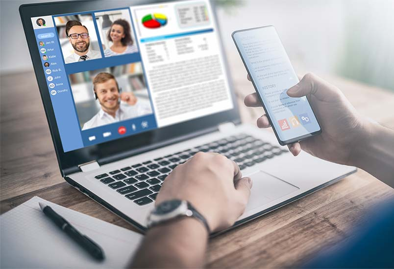 Remote Workforce with Future Tech