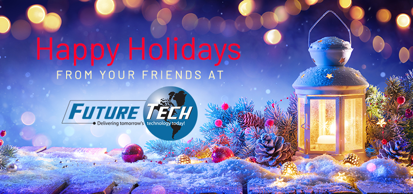 Happy Holidays from Future Tech