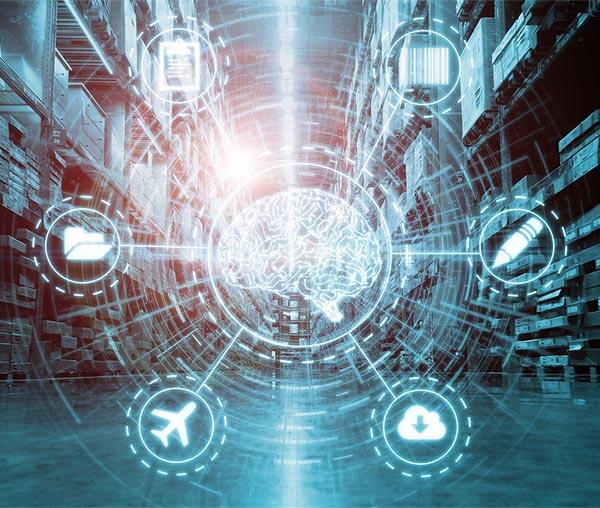 Warehouse Logistics with Future Tech