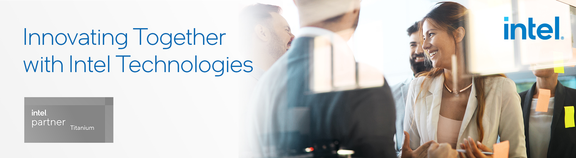 Future Tech is an Intel Titanium Partner