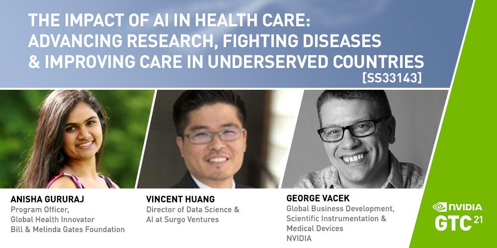 GTC AI in Healthcare