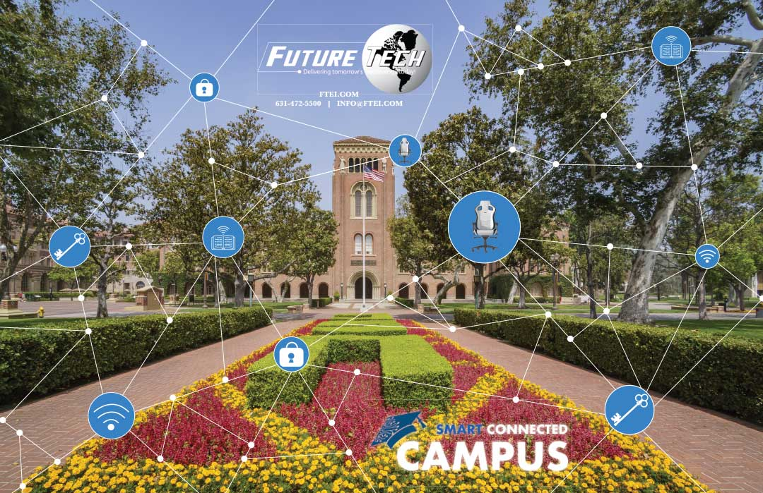 Connected Campus with Future Tech